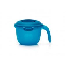 Порционная рисоварка Tupperware 550мл, голубая