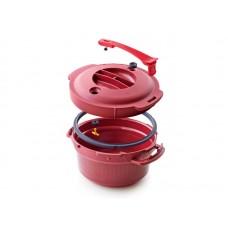 Скороварка Tupperware для микроволновой печи Супер-повар 3л