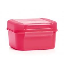 Кристальная ёмкость Tupperware Мини 450мл в розовом цвете