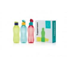Подарочный набор Эко-бутылок Tupperware 750мл, 3шт