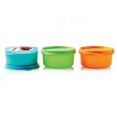 Сервировочная чаша Tupperware 200мл, 3шт